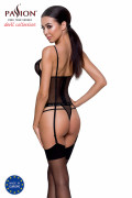 Kyouka Corset black by Passion Lingerie