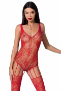 Bodystocking BS074-red