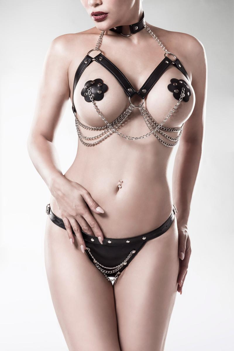 3 part Erotic Set by Grey Velvet.