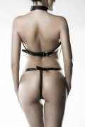 3-piece chain harness set by Gray Velvet