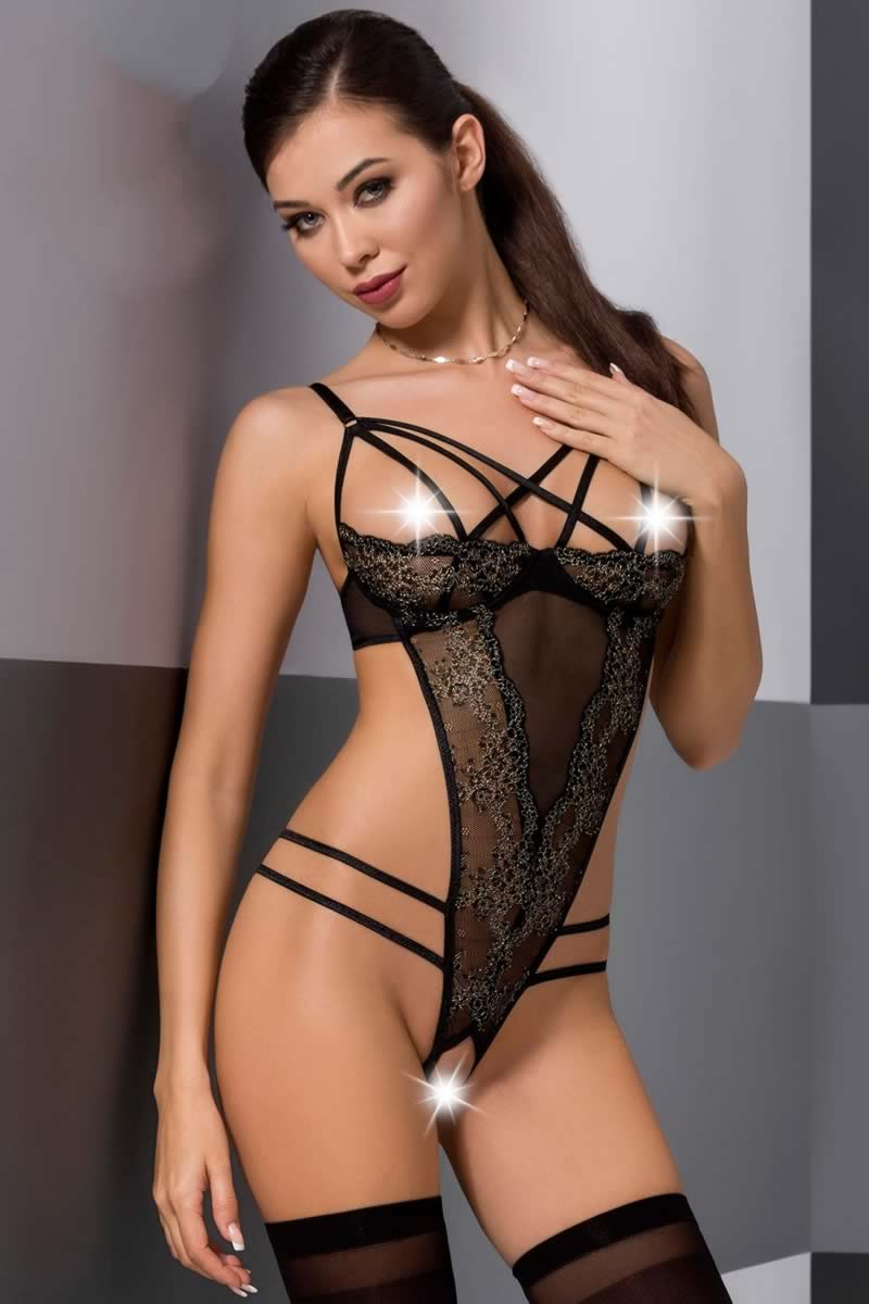 Valery Body by Passion Devil Collection.